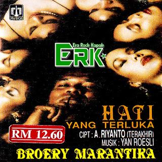 Broery Marantika - Hati Yang Terluka (1997)