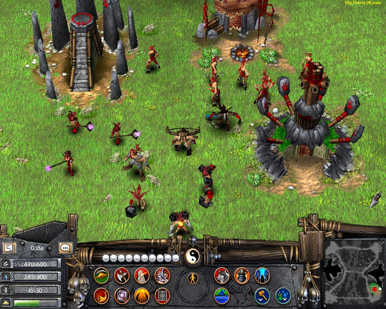 How to download Battle Realms + Winter of the Wolf Full ...