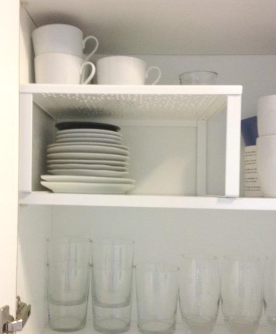 Estantes adicionales IKEA