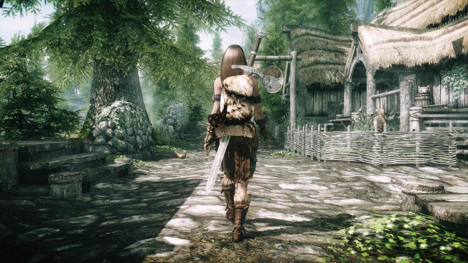 50 Hd Skyrim Wallpapers 4k 2019 Topxbestlist