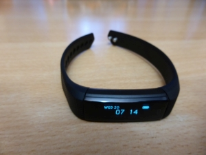 Reida Fitness Tracker test