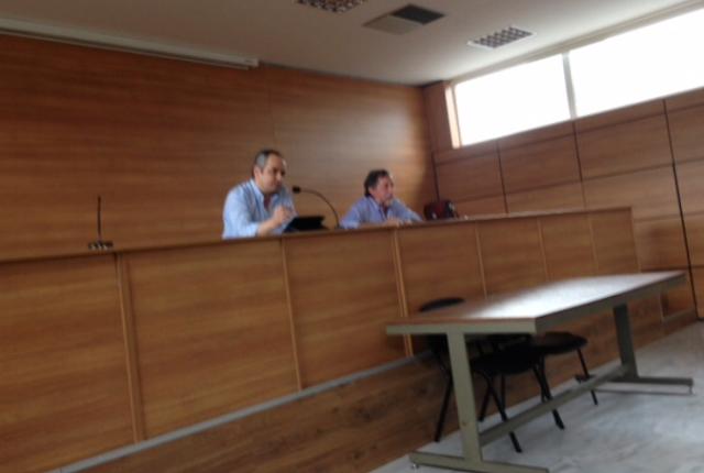 Γενική Συνέλευση των μελών της δημοτικής κίνησης ΑΛΛΟΣ ΔΡΟΜΟΣ στο Εργατικό Κέντρο Άργους