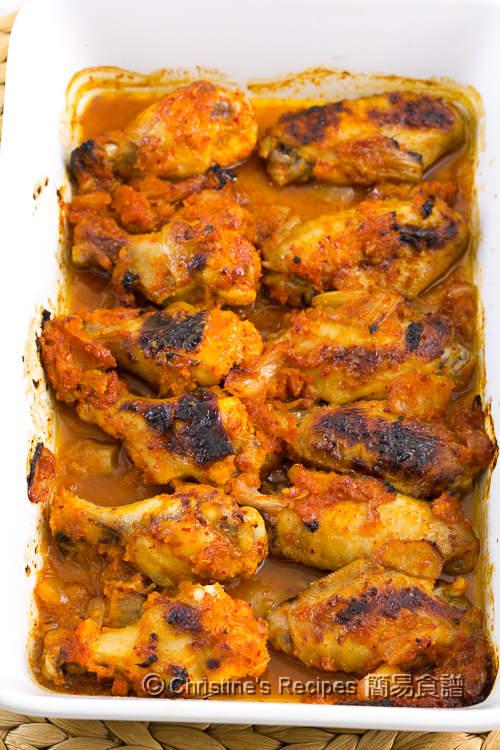 焗泡菜雞翼 Baked Kimchi Chicken Wings01