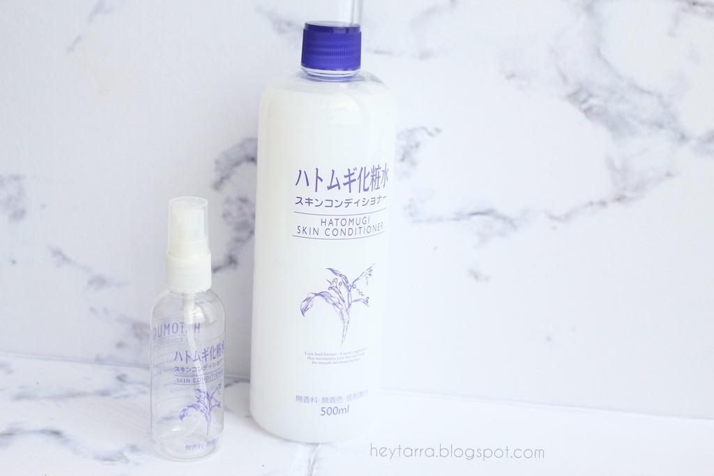 Korean skincare steps for acne prone skin