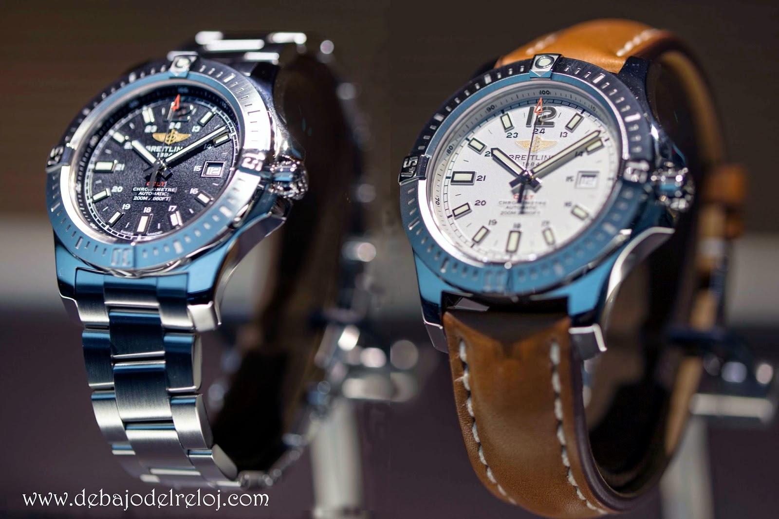 Breitling en basel 20153
