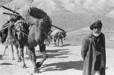 Afganistán en los años 50 y 60