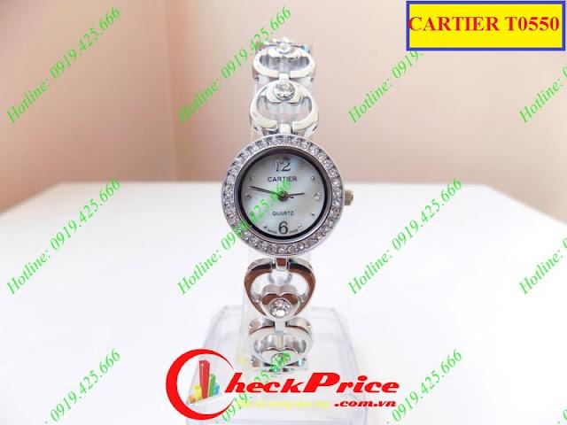 Đồng hồ nữ Cartier T05550