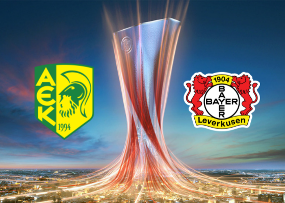 AEK Larnaca vs Bayer Leverkusen - Highlights 13 Decembre 2018