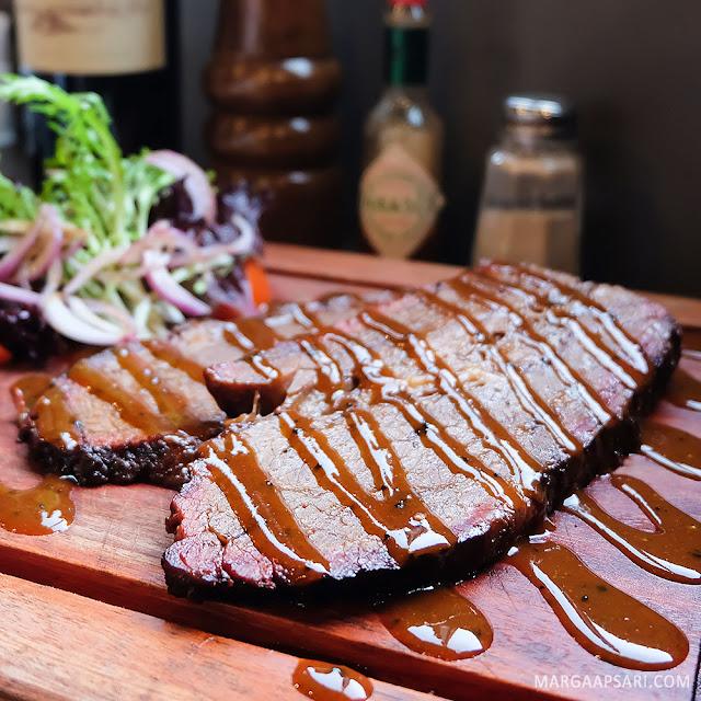 Beef Brisket El Machote Jakarta