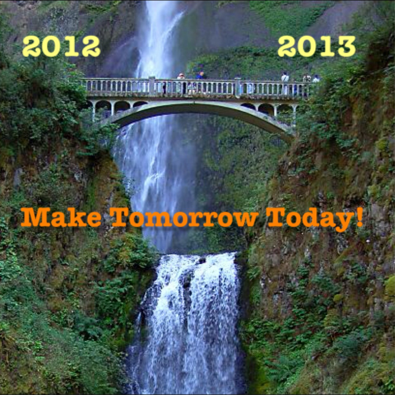 ArtShine: Don't wait til the NEW YEAR, Make Tomorrow Today!