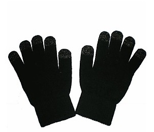 guantes para pantallas tactiles