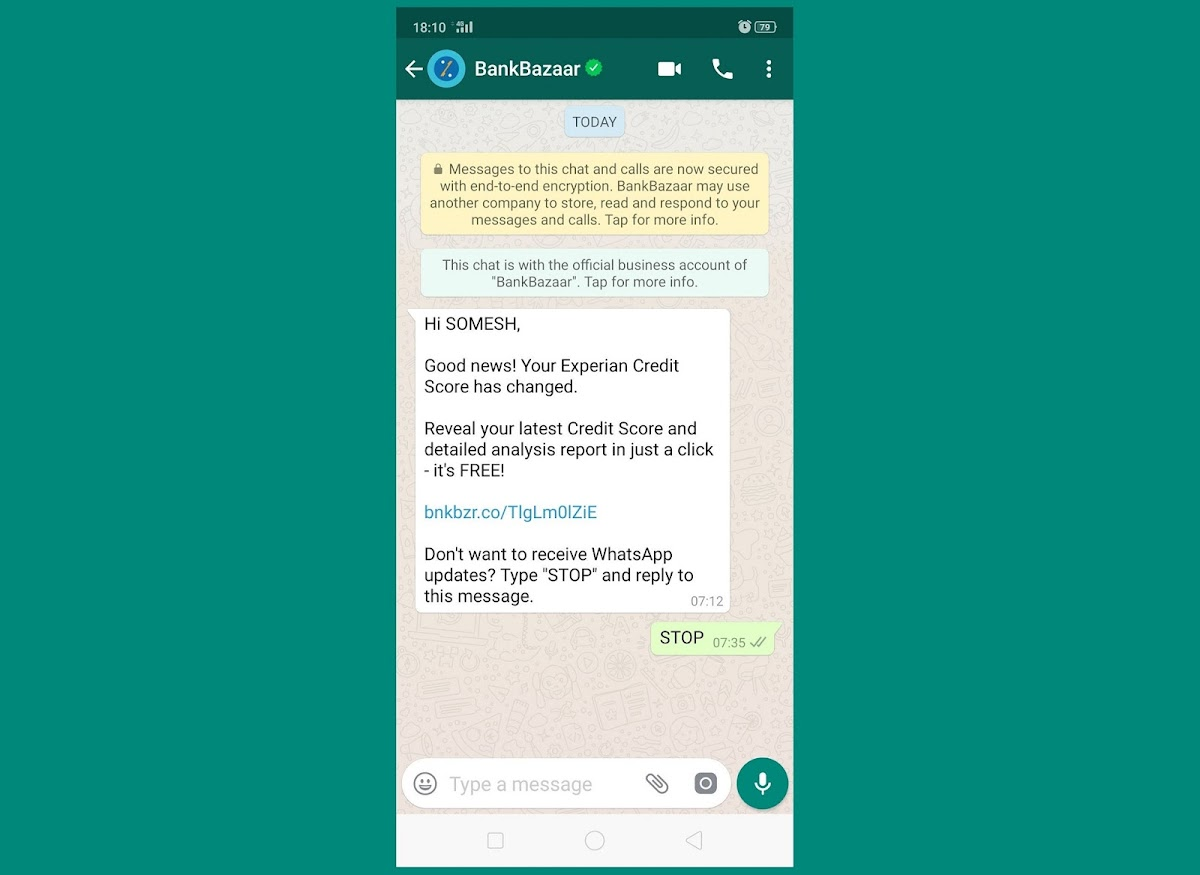 Is Whatsapp Business App Becoming a Spammers Hub?