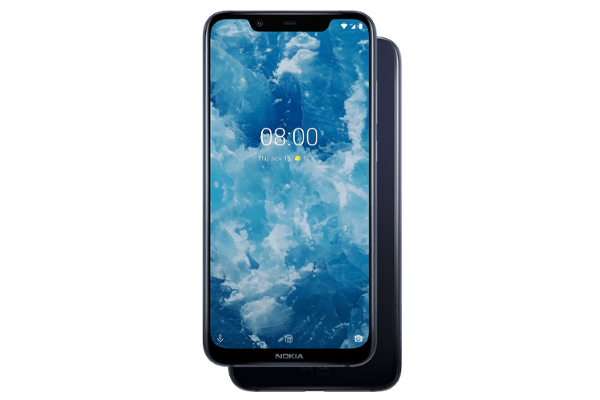 NOKIA 8.1 with 6.18 Full-HD+ PureDisplay, Snapdragon 710 processor and Android 9 Pie launched