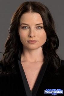 راشيل نيكولز (Rachel Nichols)، ممثلة أمريكية