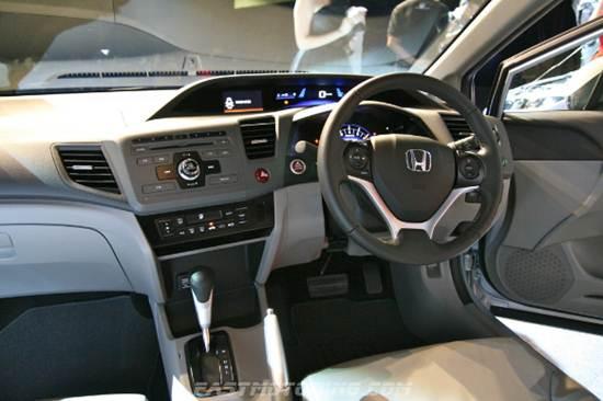 2017 Honda Civic Hybrid Malaysia