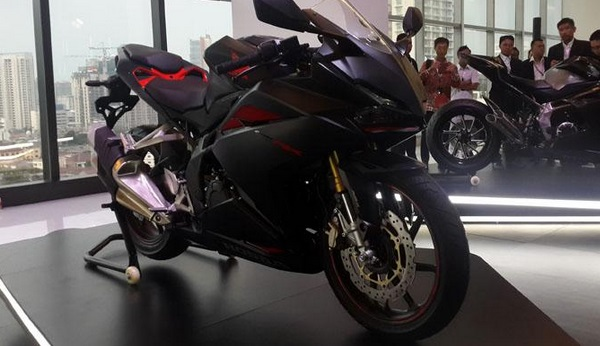 foto All New Honda CBR250RR  Mat Gunpowder Black Metallic