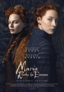 #Filmes - Maria, Rainha dos Escoceses
