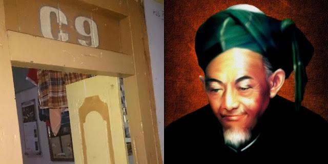 Info Islami: Ketika Melihat Kamar Pendiri NU Kiai Hasyim Asy'ari, Ternyata Isinya...