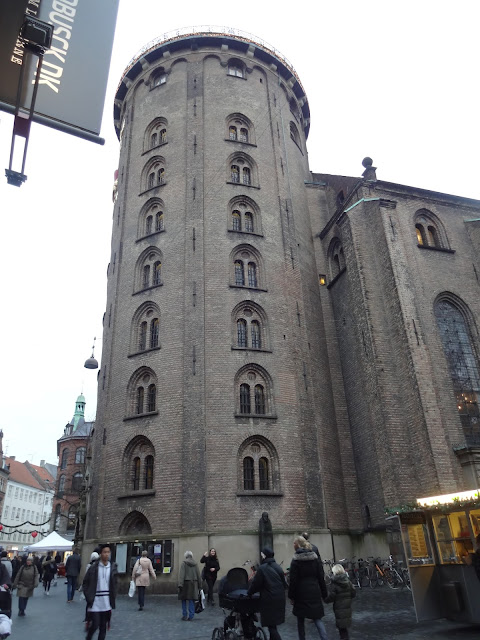 Round Tower in Copenhagen