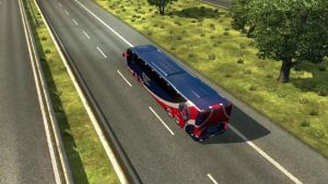 Bus – Marcopolo G7 1600LD Paris Saint-Germain Skin