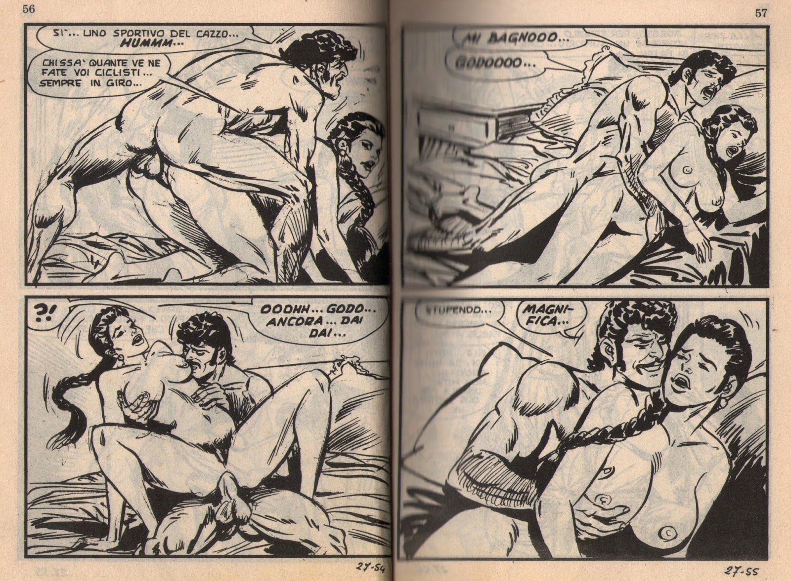 Thriller erotici erotico anni 80