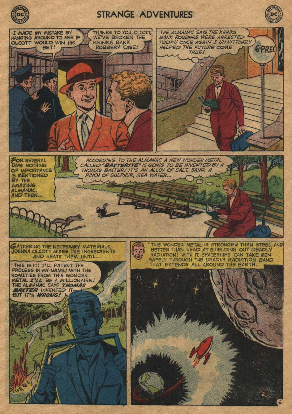 Strange Adventures (1950) issue 106 - Page 30