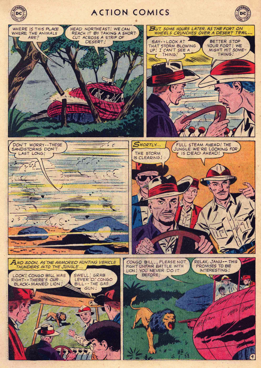 Read online Action Comics (1938) comic -  Issue #237 - 30