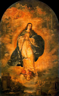 La Inmaculada Concepción - Juan de Valdés Leal - 1659 - Iglesia de la Magdalena de Sevilla
