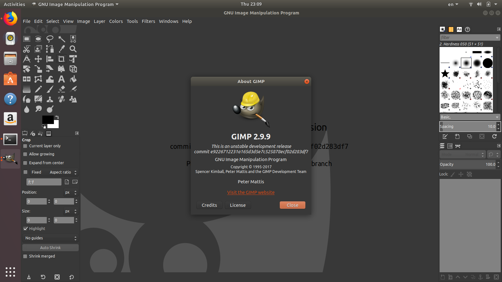 How to Install GIMP 2 9 8 (2 9 9) Release on Ubuntu 16 04, 17 04