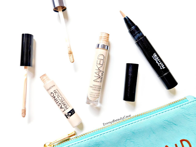Concealers for dark circles
