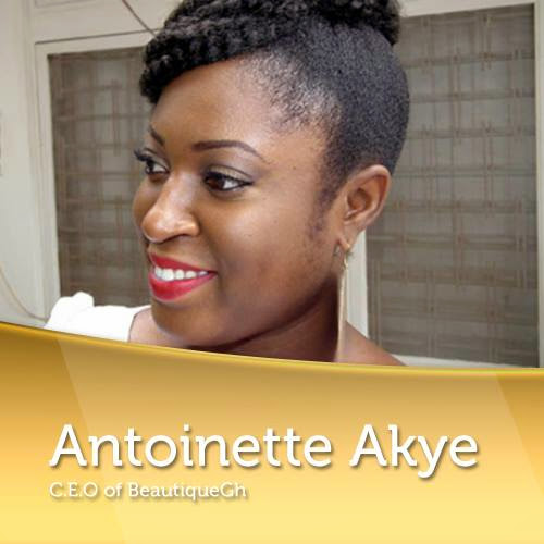 Profile: Annette Akye of BeautiqueGh
