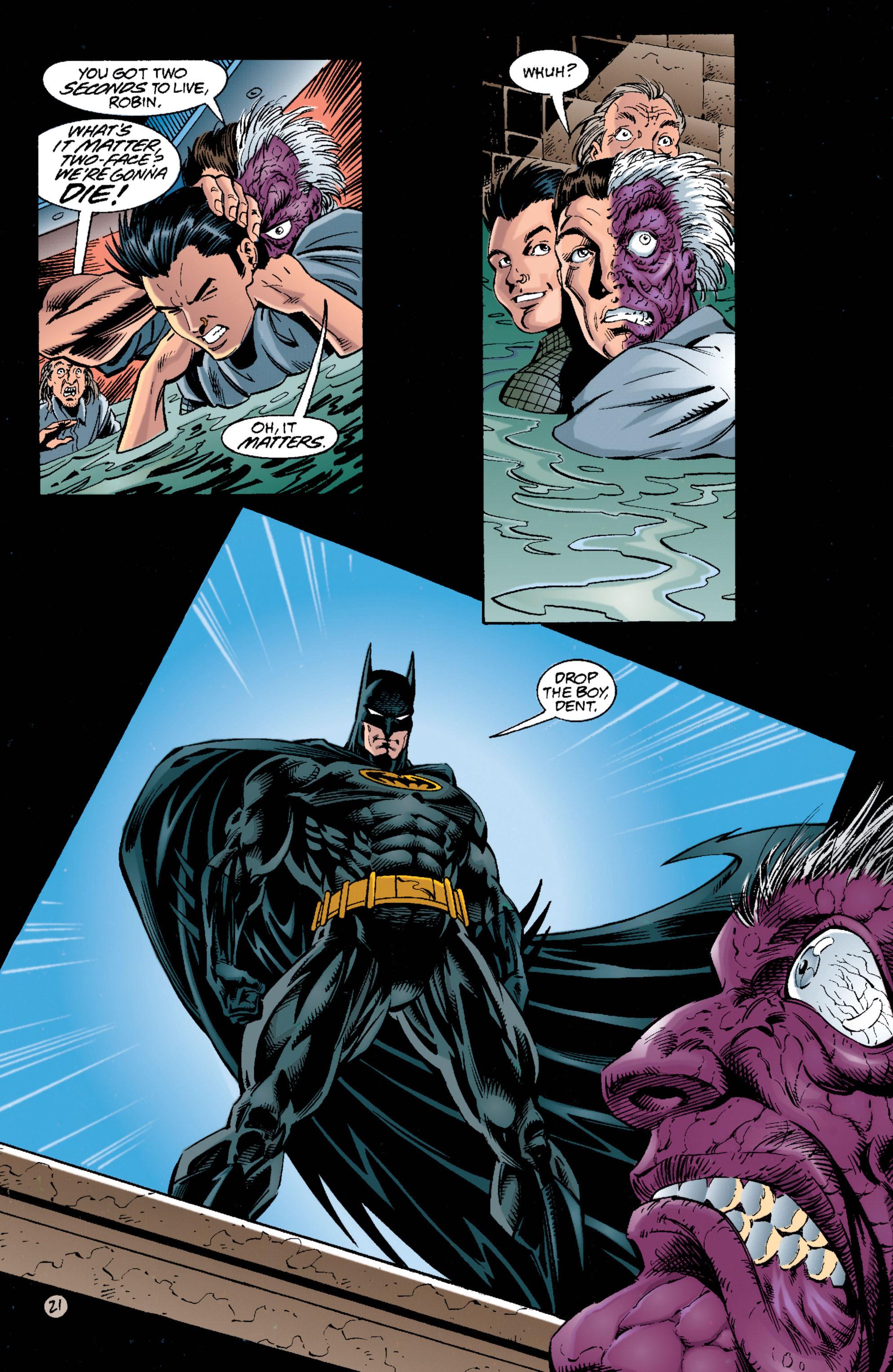 Detective Comics (1937) 699 Page 21