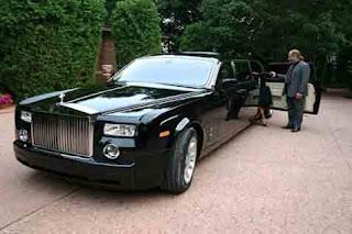 Desain Eksterior Rolls Royce