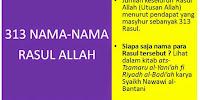 Inilah 313 Nama Nabi dan Rasul Allah yang Harus Kamu Ketahui