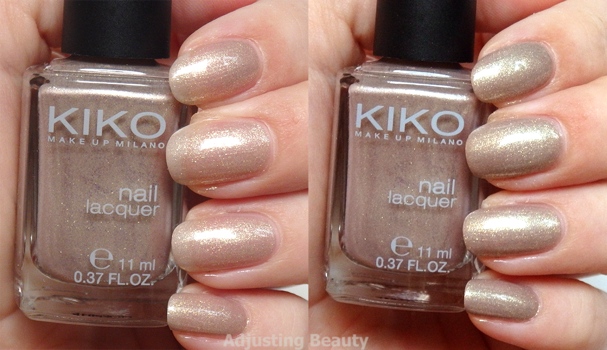Review: Kiko Nail Lacquers (338, 372, 479, 497, 511, 527, 530 ...