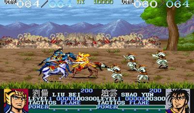 Arcade Dynasty Wars