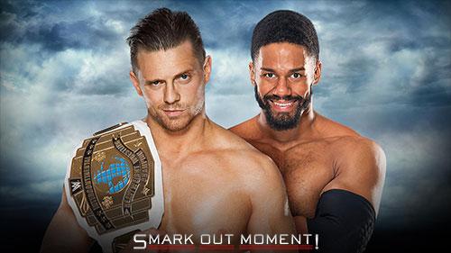 WWE Battleground 2016 IC Title Match