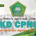 Daftar Peserta, Lokasi dan Jadwal Ujian SKD CPNS Kemenag Tahun 2017