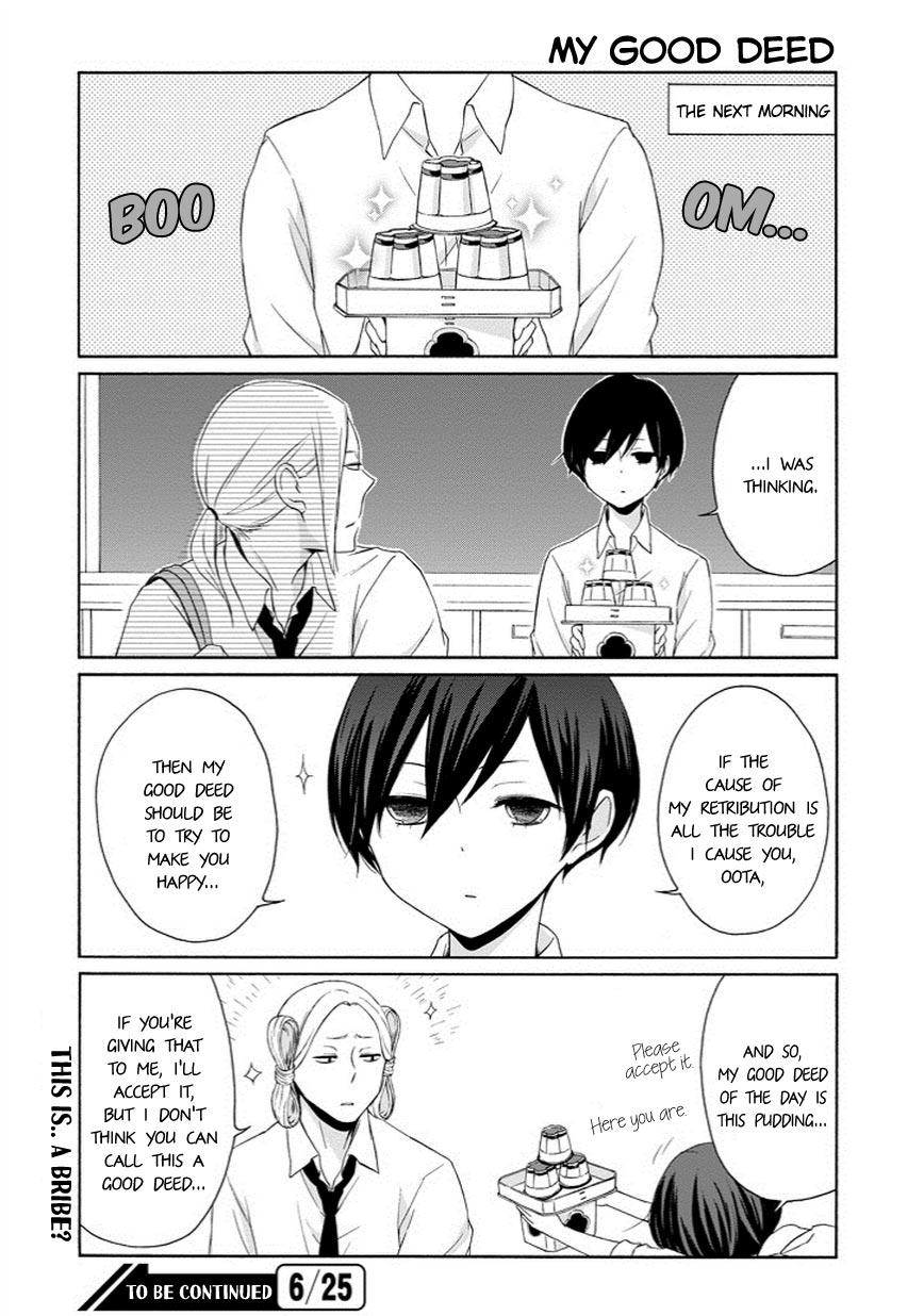 Tanaka-kun wa Itsumo Kedaruge - Chapter 47