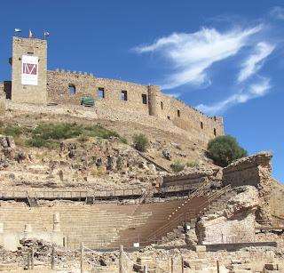 Teatro de Medellín; teatro romano; Medellín; Badajoz; Extremadura