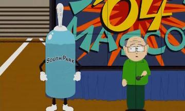 South Park Episodio 08x08 Lavado o mojón