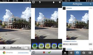Cara Upload Foto Instagram Tanpa Crop (Layar Penuh)