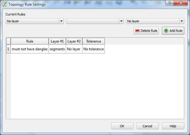 dominoc925: Find dangles using QGIS