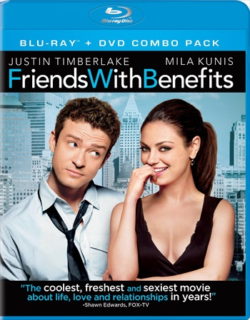 Friends with Benefits 2011 Hindi Dual Audio 350mb 480p BluRay