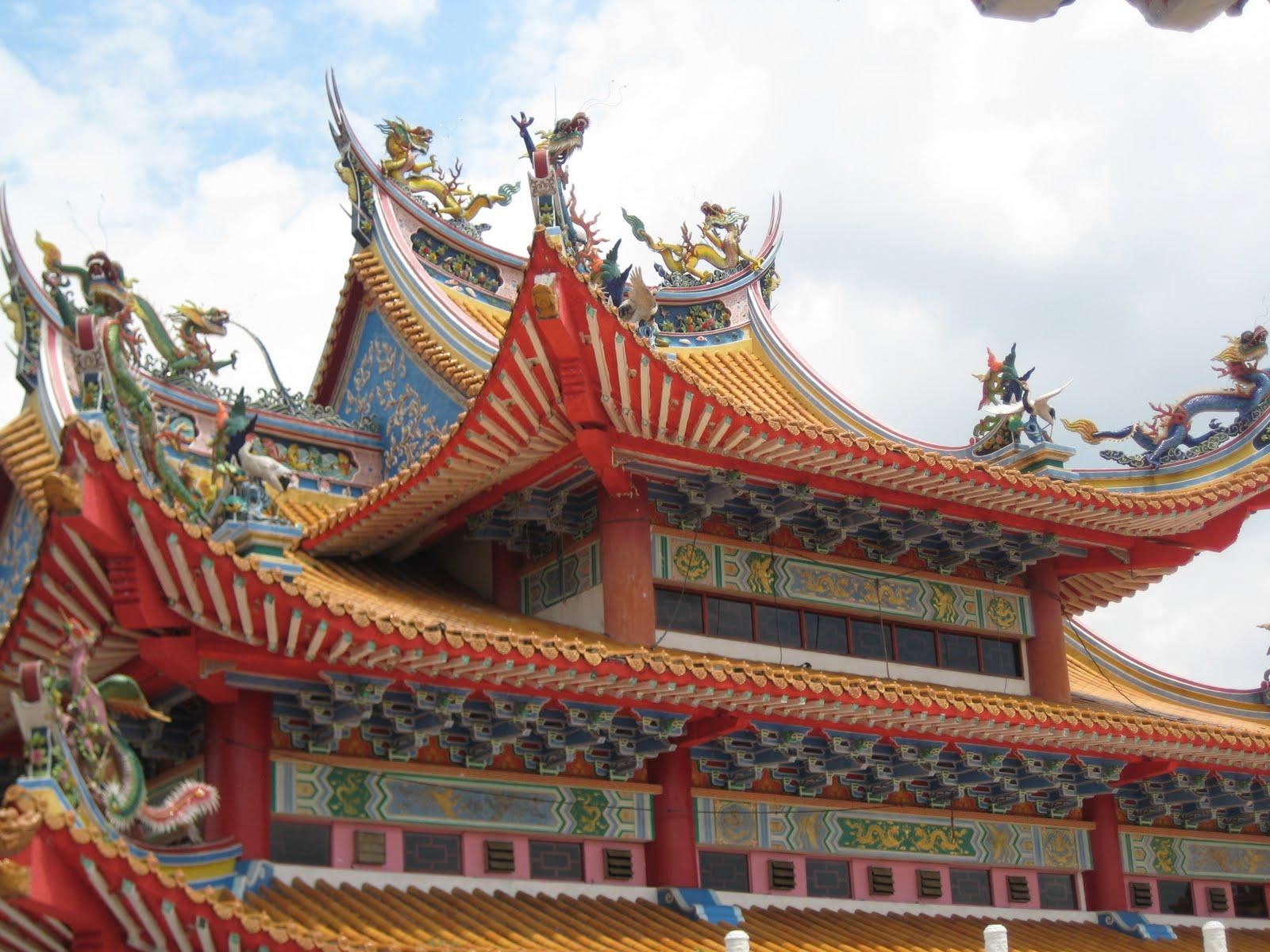 Ken Amp Patti S Hong Kong Adventure Chinese Temple