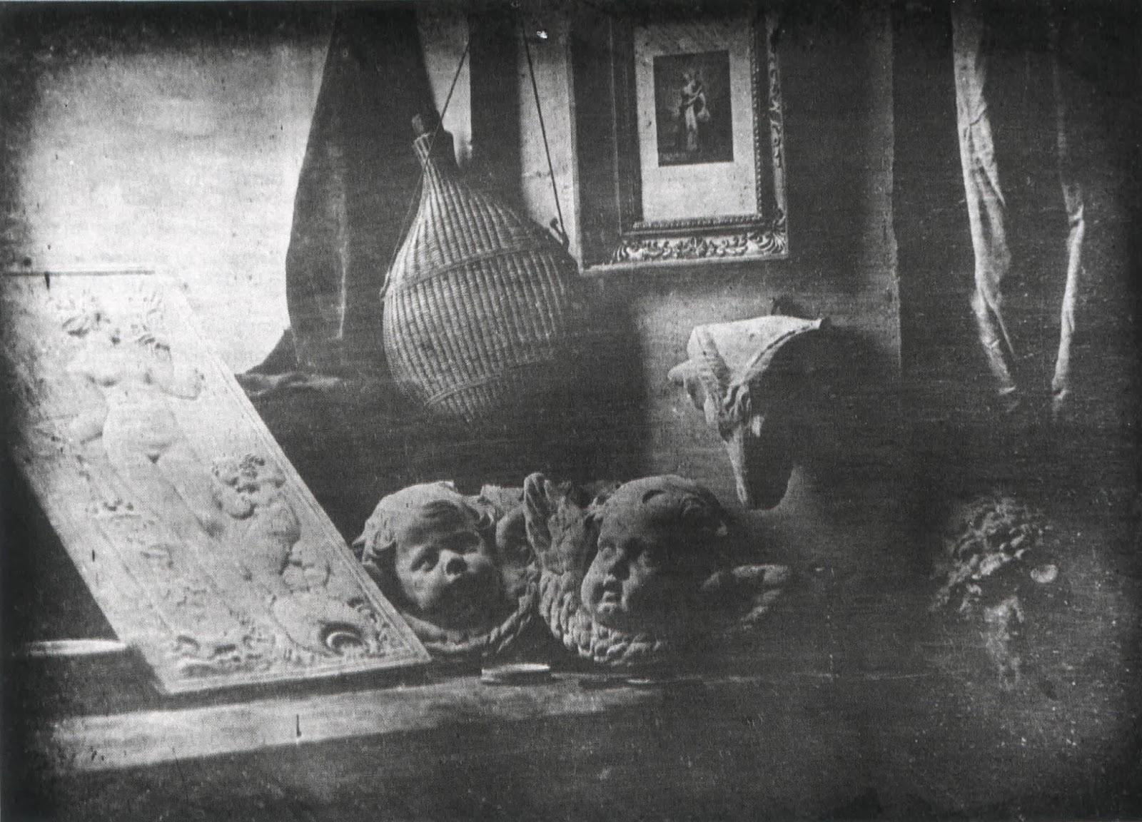 Первая фотография дагера