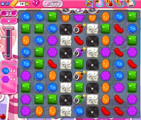 Candy Crush Saga 489
