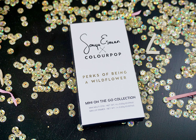 ColourPop Perks of Being a Wildflower Multi Stix | bellanoirbeauty.com