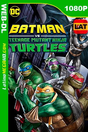 Batman y Las Tortugas Ninja (2019) Latino HD WEB-DL 1080P ()
