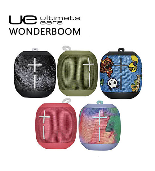The best Portable Bluetooth speakers 2018/UE WonderBoom